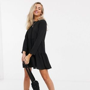 Asos Long Sleeve Mini Dress